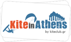 Kite in Athens